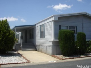 Mobile home for sale in Sacramento 3bd/2ba