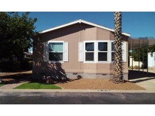 Beautiful Home in Active 55+ Mobile Home Community!