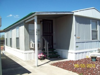 1994 Fleetwood Mobile Home Set up in Park, Nice Starter Home 2 bed/2 bath